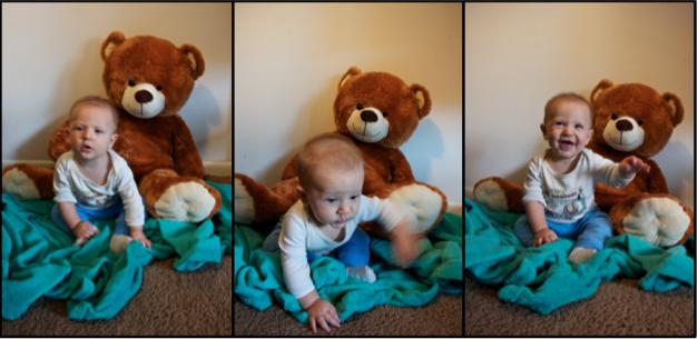 Caleb 6 Months